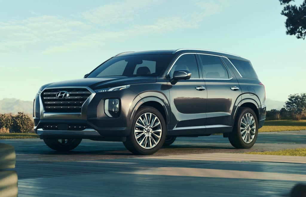 2020 Hyundai Palisade, Sonata, Ioniq HEV & Accent Models