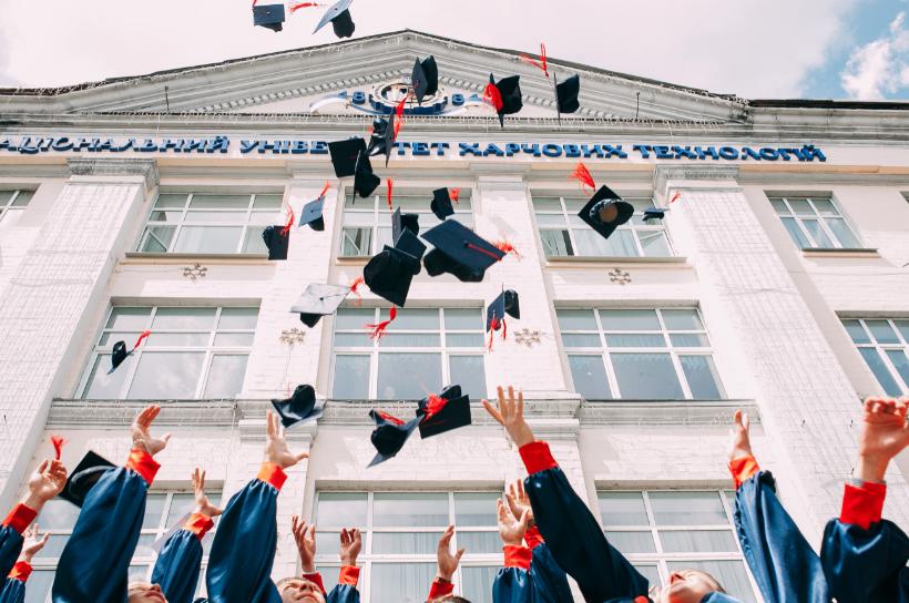 Attention College Graduates! Your achievement deserves respect and reward.