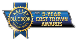 2020 KBB 5-Year Cost to Own Awards