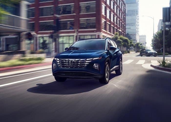 2022 Hyundai Tucson Hybrid is here!