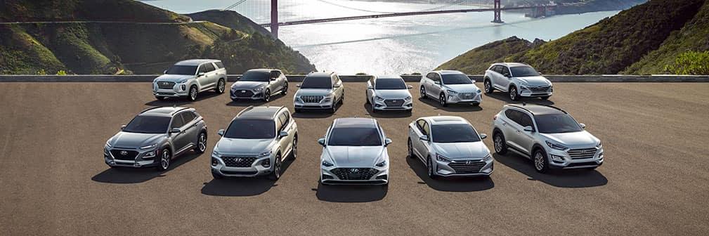 New Hyundai Finance Specials