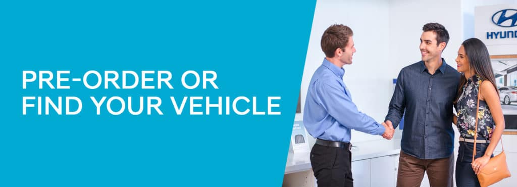 Pre-Order or Find Your Vehicle at Patrick Hyundai in Schaumburg IL