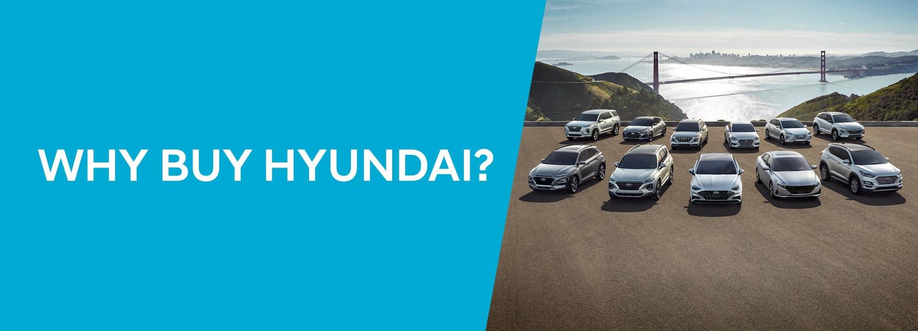 Why Buy Hyundai