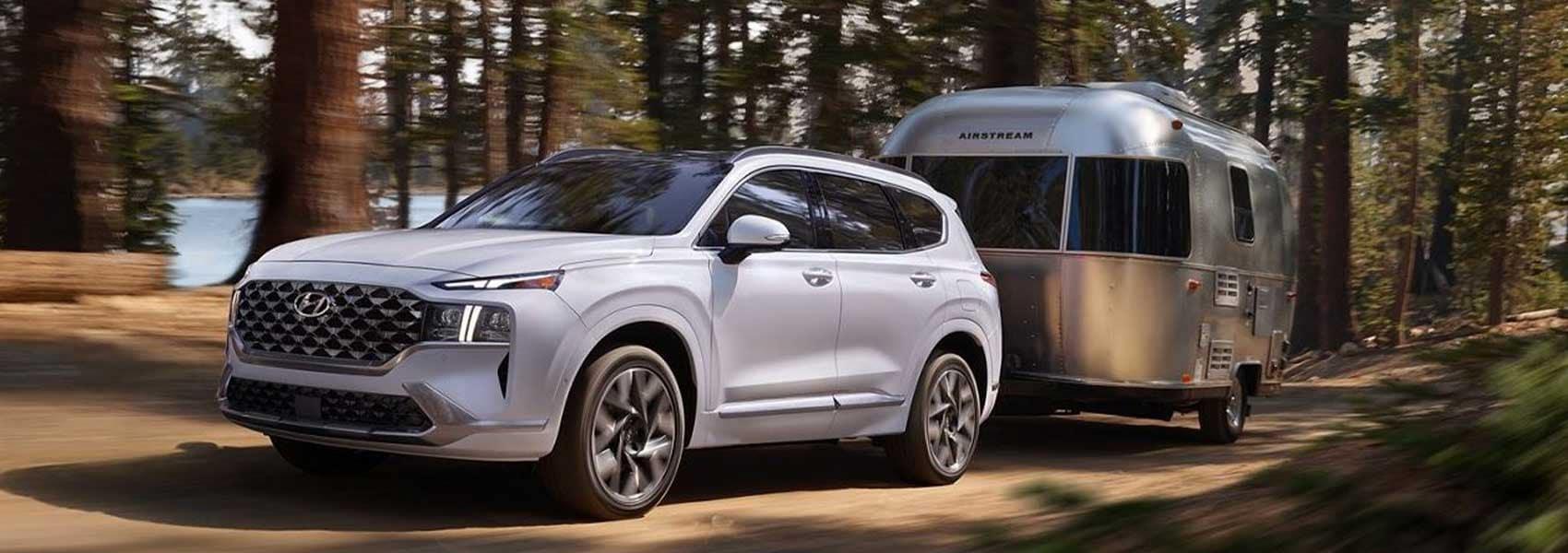 The New 2021 Hyundai Santa Fe