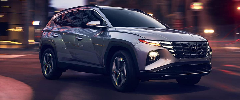 The New 2022 Hyundai Tucson