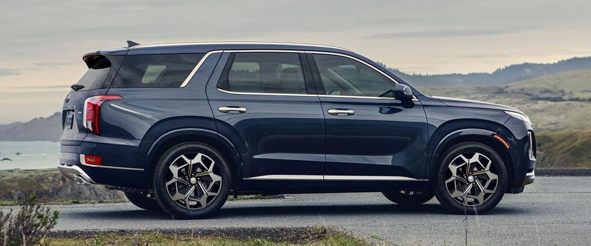 The New 2022 Hyundai Palisade