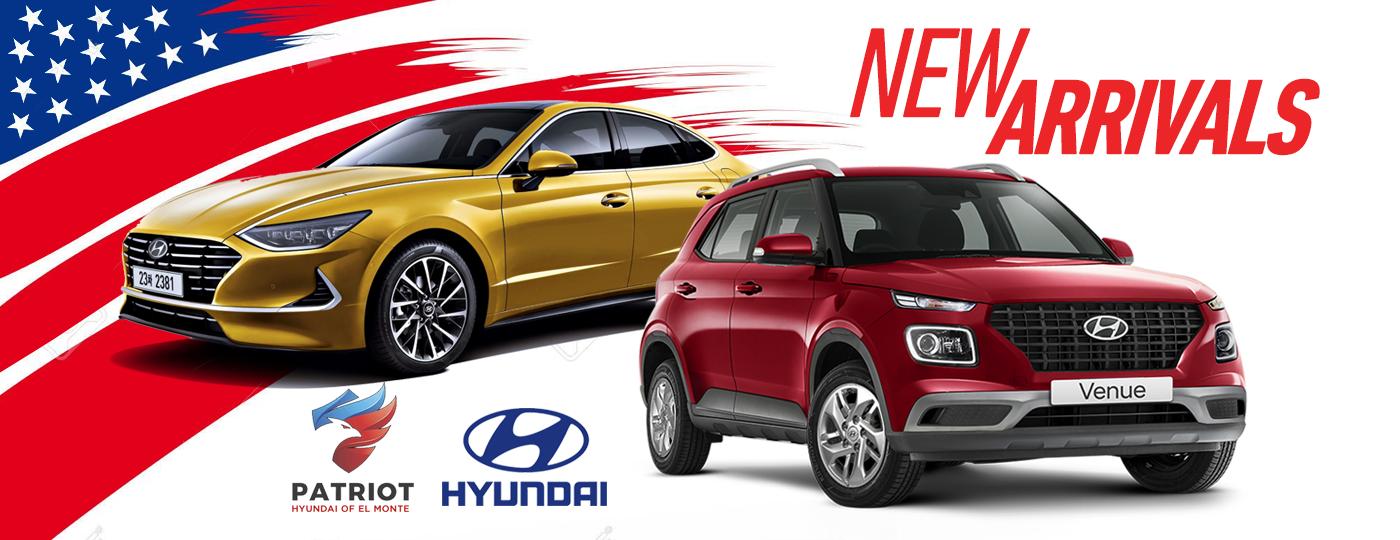 Hyundai New Arrivals
