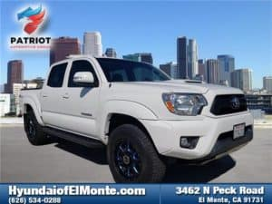 Exclusive Used Toyota Tacoma