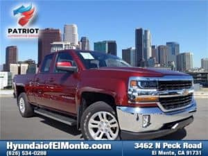 Exclusive Used Chevrolet Silverado 1500