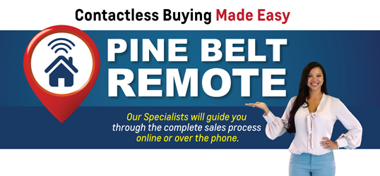 Pine Belt Remote, Virtual Car Buying Service