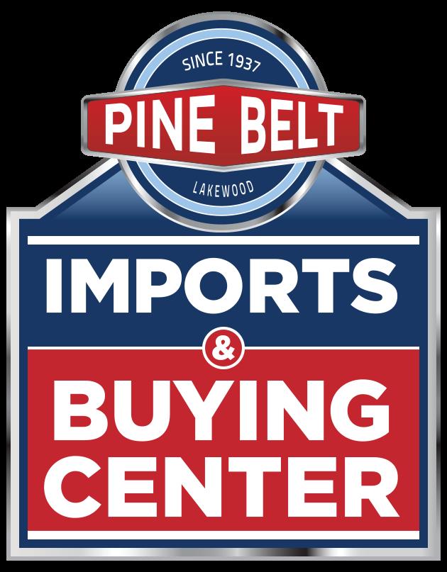 pine belt imports and buying center logo