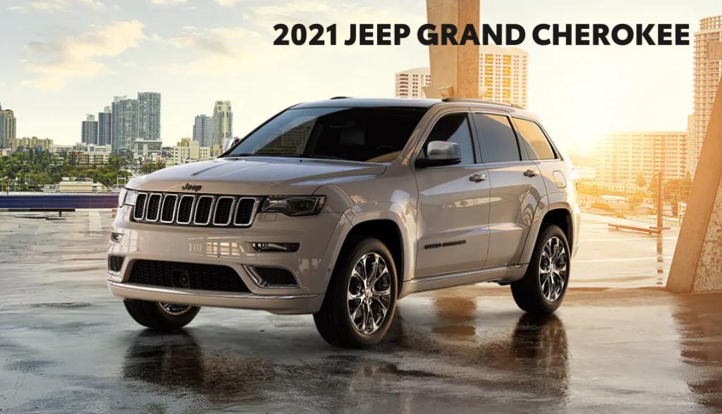 <center>2021 Jeep Grand Cherokee</center>