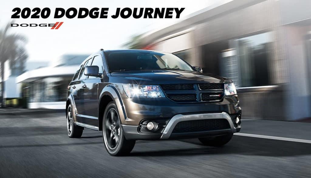 <center>2020 Dodge Journey SE FWD</center>
