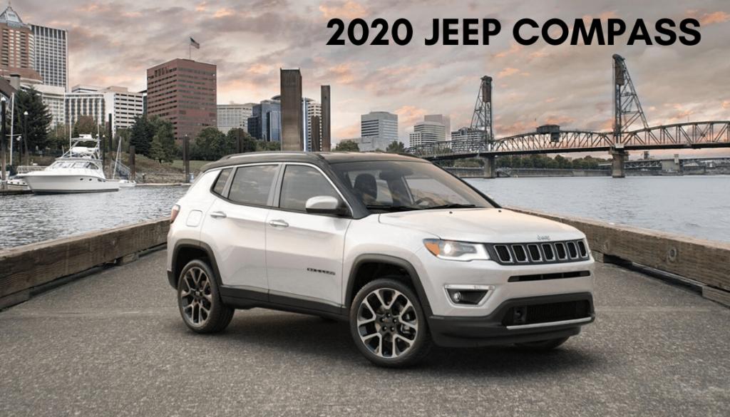 <center>2020 Jeep Compass</center>