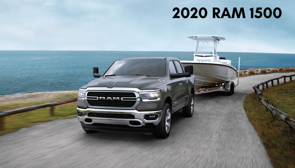 <center>2020 RAM 1500 Big Horn Crew Cab</center>