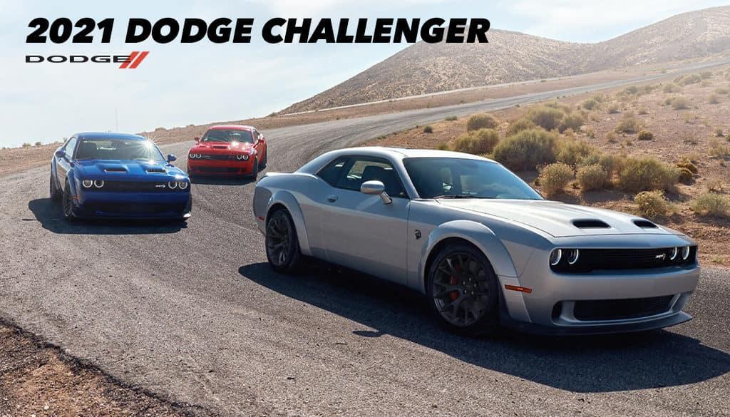 <center> 2021 Dodge Challenger SXT</center>