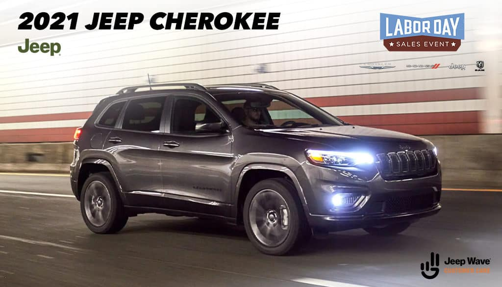 <center>2021 Jeep Cherokee Limited FWD</center>