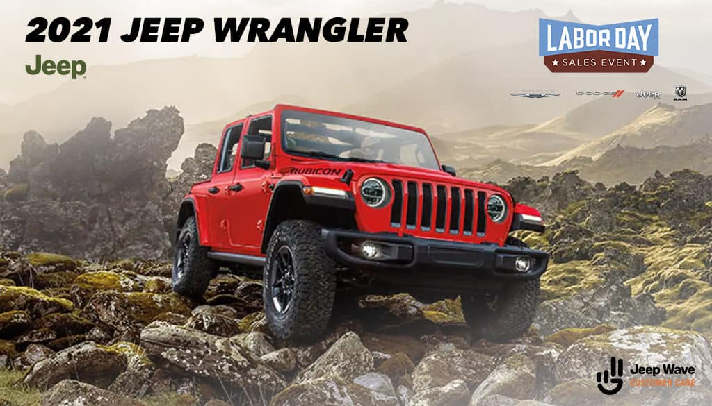 <center> 2021 Jeep Wrangler Sport 4-Door</center>