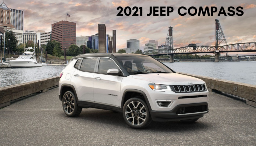 <center>2021 Jeep Compass</center>