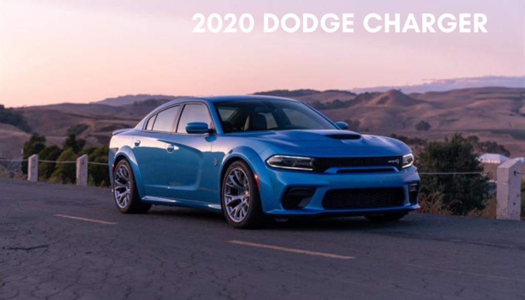 <center> 2020 Dodge Charger SRT Hellcat</center>