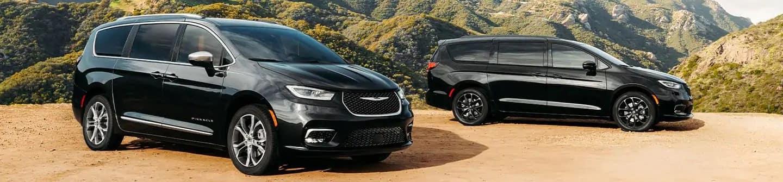 2021 Chrysler Pacificas