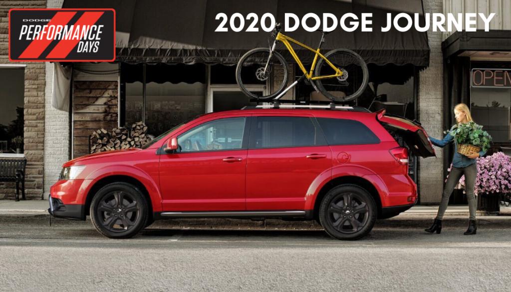 <center>2020 Dodge Journey</center>