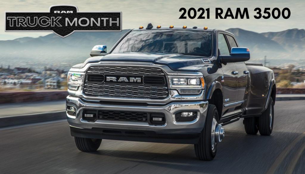 <center>2021 RAM 3500</center>