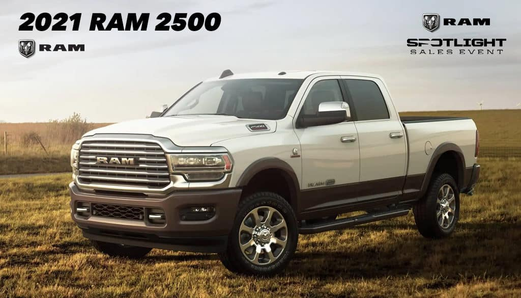 <center>2021 RAM 2500 Tradesman Crew Cab 4x2</center>