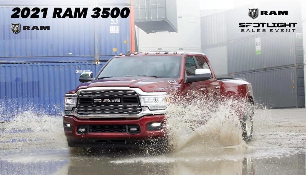 <center>2021 RAM 3500 Tradesman</center>
