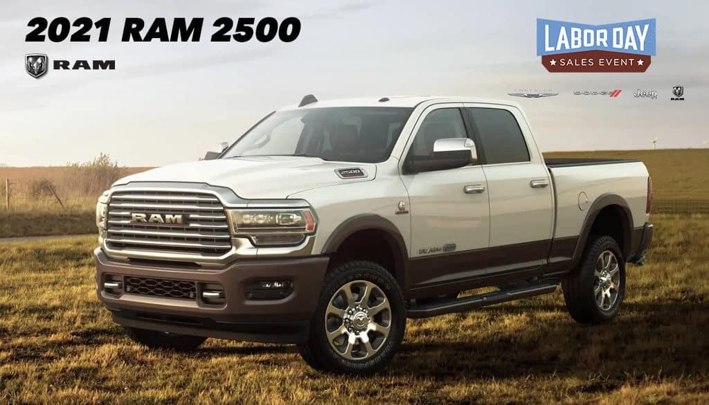 <center>2021 RAM 2500 Limited Crew Cab 4x2</center>