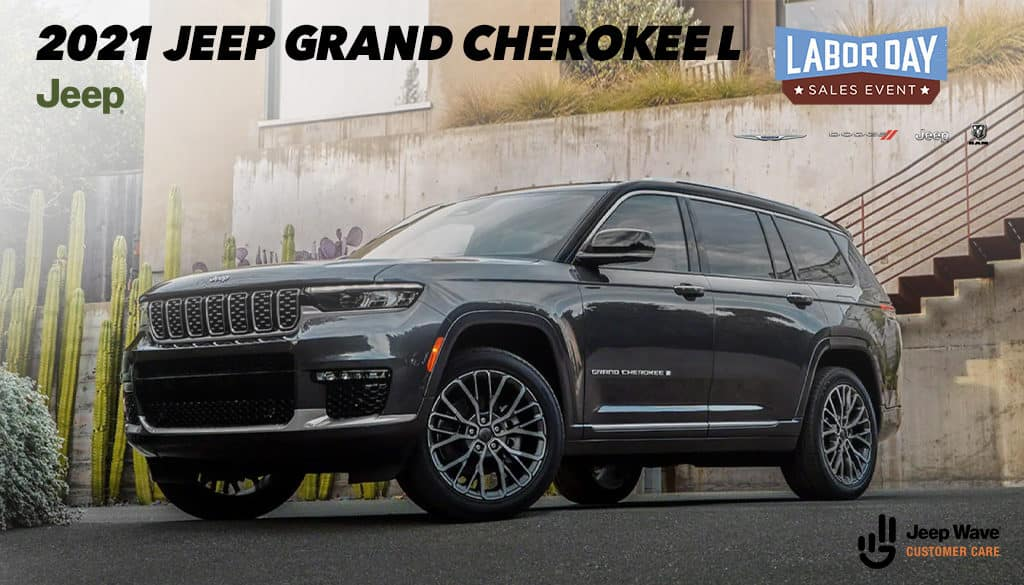 <center>2021 Jeep Grand Cherokee L</center>