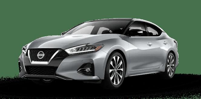 2020 Nissan Maxima Silver