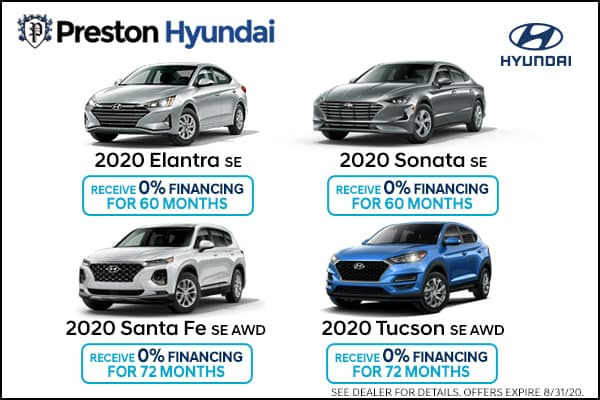 Get 0% Financing on Select Vehicles!