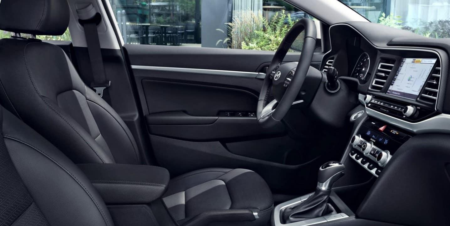 2020 Hyundai New Interior