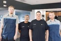 Mazda Service Team