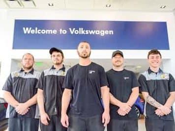 Volkswagen Service Team