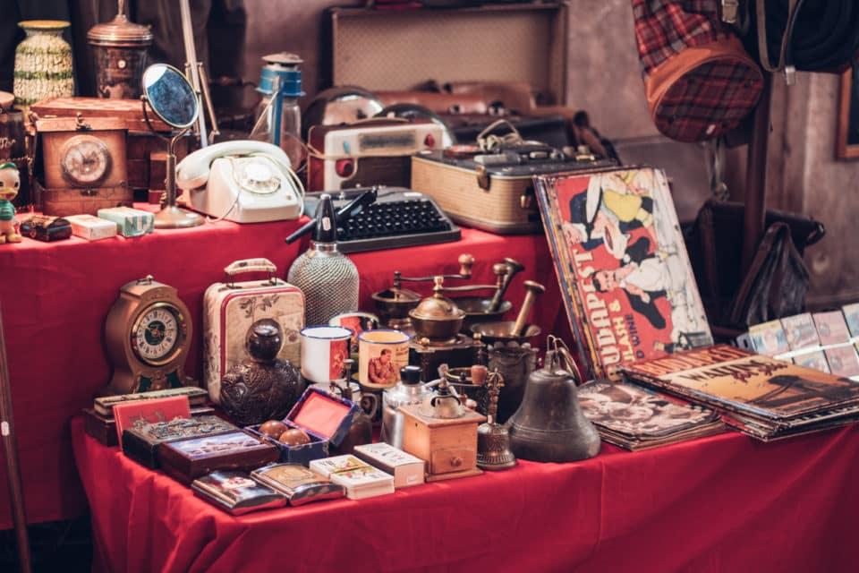 antique show