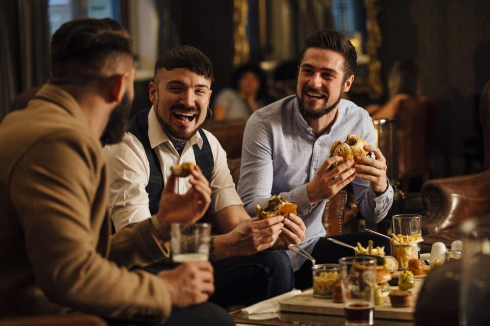 Pub Food And Drinks