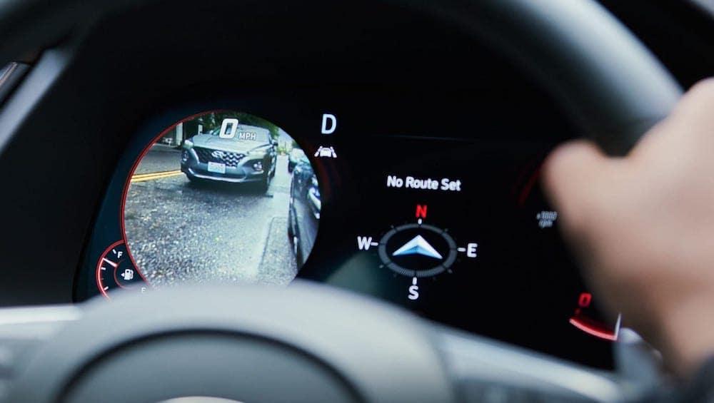2020 Hyundai Sonata Safety Feature available in Springfield VA