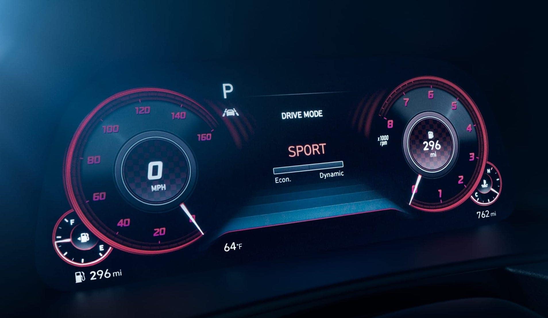 2020 Hyundai Sonata Performance