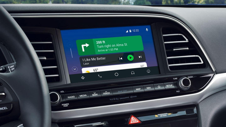 2020 Hyundai Elantra Technology available in Springfield VA
