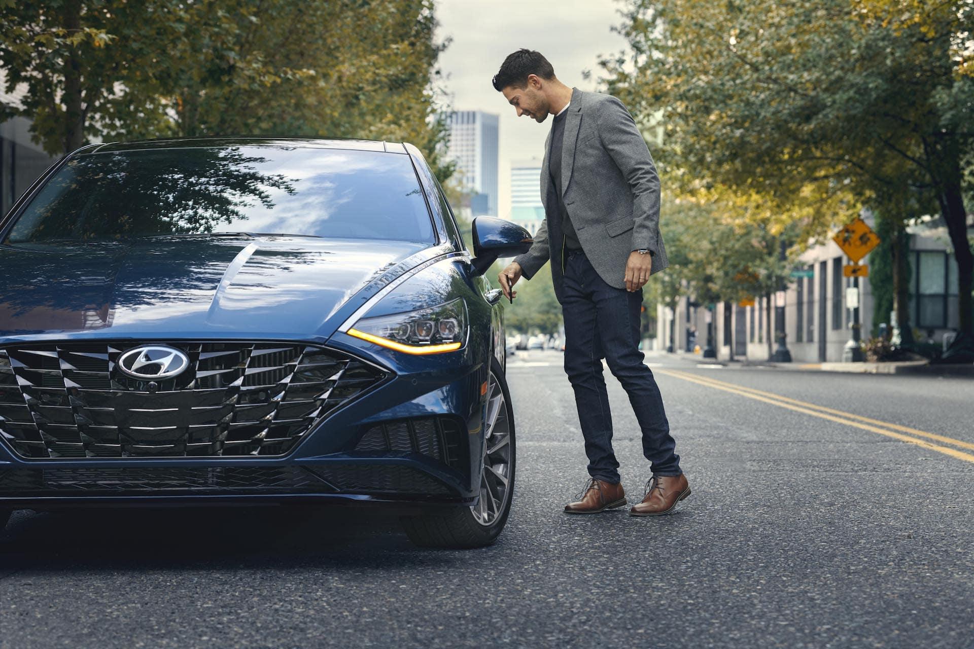 2020 Hyundai Sonata 모빌리티 디바이스