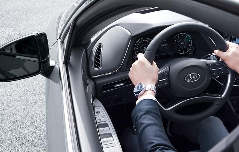 2020 Hyundai Sonata Keyless