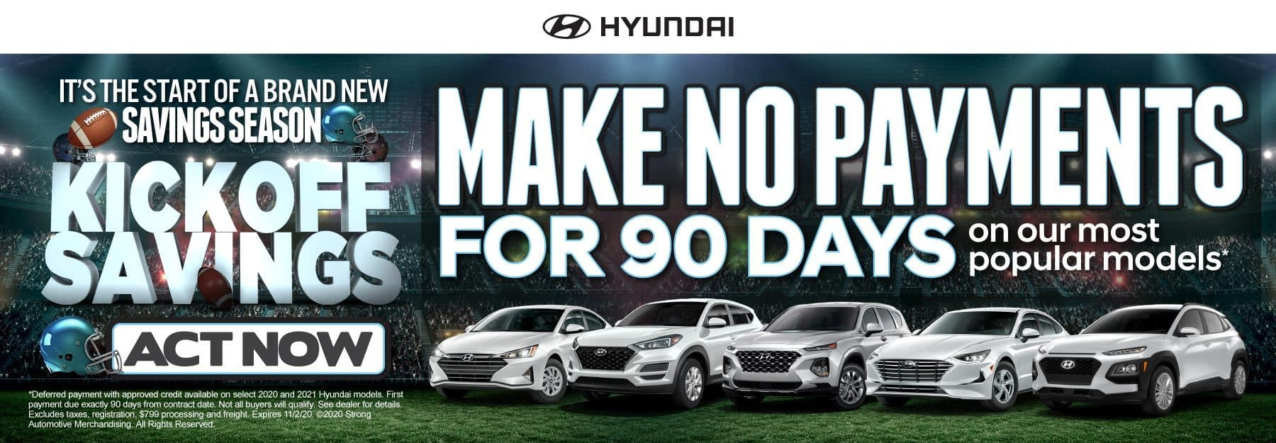 Make No Payments for 90 days on our most popular models | Click to View Inventory