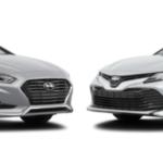 2019 Sonata vs 2019 Camry