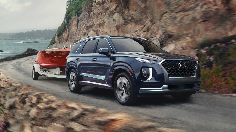 2022 Hyundai Palisade Performance