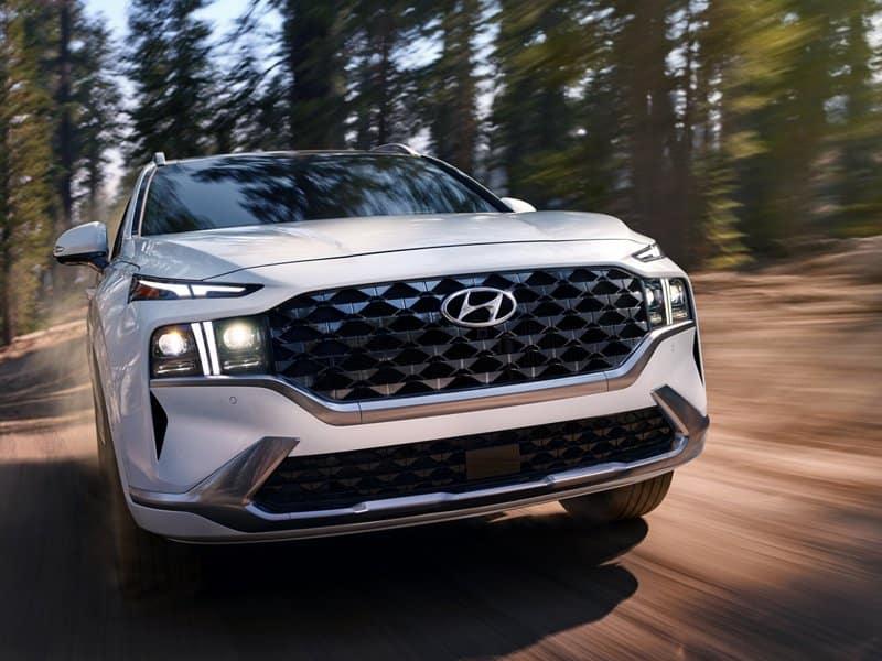 2022 Hyundai Santa Fe Performance