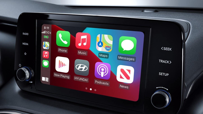 2022 Hyundai Santa Fe Technology available in Springfield VA