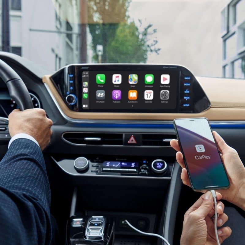2022 Hyundai Sonata Technology available in Springfield VA