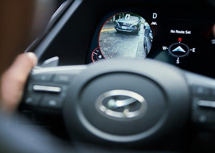Safety Features 2022 Hyundai Sonata available in Springfield VA